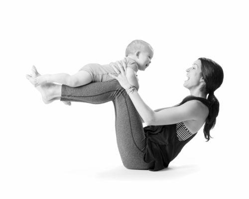 Babe & Me Yoga